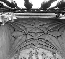 Oviedo´s Cathedral (Main entrance) by JavierMontero