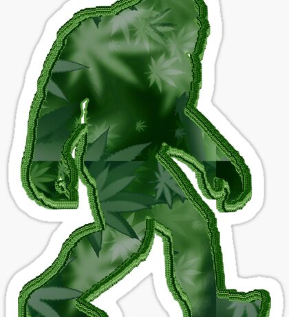 Skunk Ape Sticker