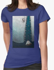Moby Dick Womens Fitted T-Shirt
