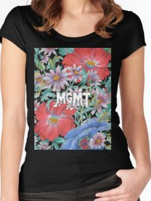 MGMT Women's Fitted Scoop T-Shirt