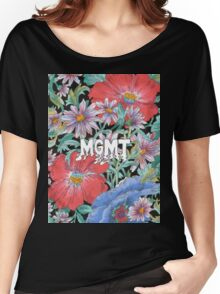 MGMT Women's Relaxed Fit T-Shirt