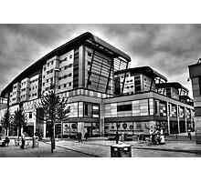 Trinity Square Photographic Print