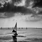 Solent Sailing by Richard Hepworth