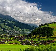 Chaiserstuel Obwalden Switzerland by Trevsnature