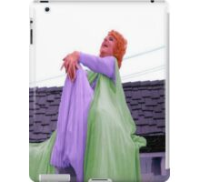 Endora iPad Case/Skin