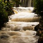 Canal Waterfall by Dale Rockell