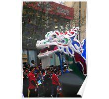 Chinese Dragon - Corso Wong Poster