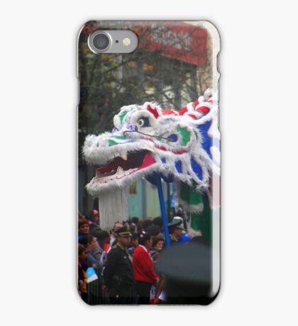 Chinese Dragon - Corso Wong iPhone Case/Skin