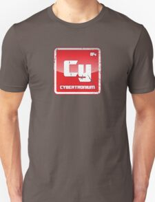 Element of Cybertronium (Grunge) T-Shirt