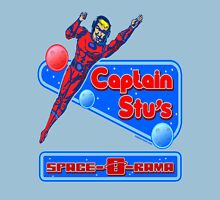 Captain Stu Space-O-Rama Unisex T-Shirt