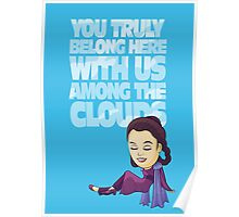 Among the Clouds (Star Wars)  Poster
