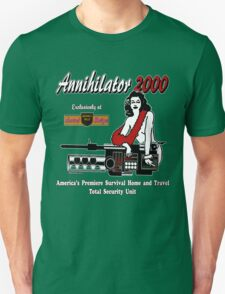 Annihilator 2000 Beverly Hills Survival Boutique T-Shirt