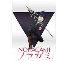 YATO | NORAGAMI Poster