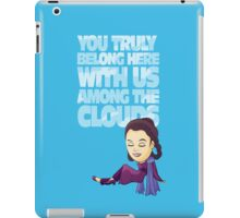 Among the Clouds (Star Wars)  iPad Case/Skin