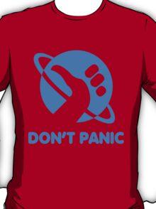 Don't Panic T-Shirt