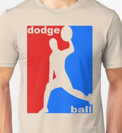 Dodgeball Association Unisex T-Shirt