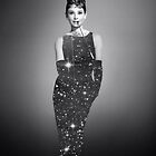Audrey Hepburn by Laure-b