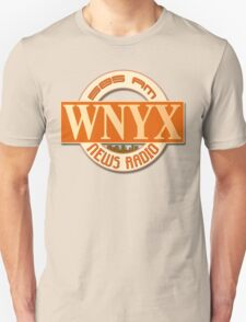 News Radio WNYX T-Shirt