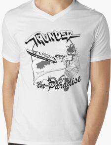 Thunder in Paradise Mens V-Neck T-Shirt
