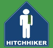 Hitchhiker Crossing One Piece - Short Sleeve