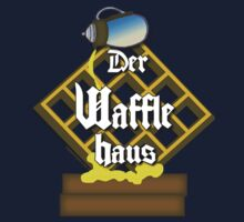 Der Waffle Haus One Piece - Long Sleeve