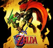 Ocarina of Time by nordik