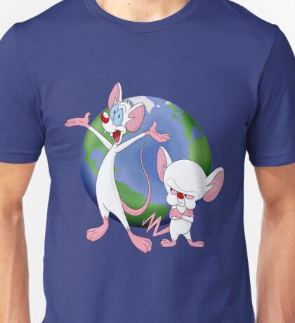 Pinky & The Brain Unisex T-Shirt