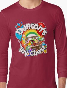 Duncan's Toy Chest Long Sleeve T-Shirt