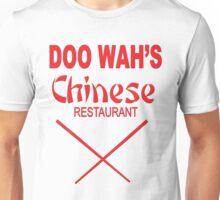 Doo Wah Chinese Resturant Unisex T-Shirt