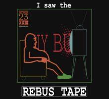 Blipverts Rebus Tape One Piece - Short Sleeve