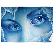 The cold eyes of winter Poster