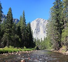 River to El Capitan by zumi