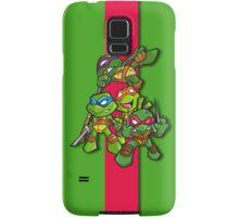teenage mutant ninja turtles!!!!!!! Samsung Galaxy Case/Skin