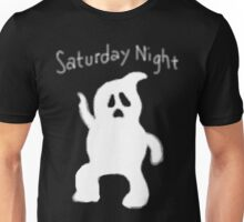 Saturday Night Ghost Unisex T-Shirt
