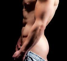 42365cC Nude Male by PrairieVisions