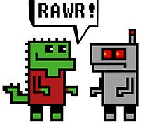 RAWR! by bionicman31