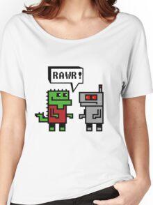 RAWR! Women's Relaxed Fit T-Shirt