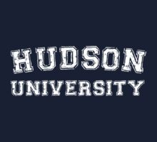 Hudson University  (Law & Order, Castle, Cosby) by bittercreek