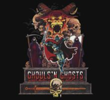 Ghouls 'n Ghosts by MarqueeBros