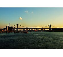 Williamsburg Bridge Photographic Print