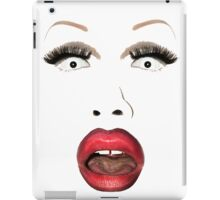 Sharon Needles Minimal iPad Case/Skin