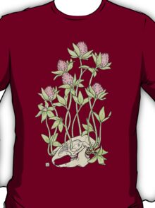 Red Clover All Over T-Shirt