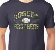 usa new york by rogers bros Unisex T-Shirt