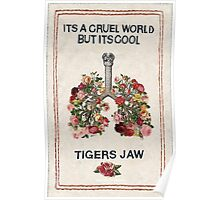 Tigers Jaw lyrics Poster