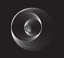 Black Hole - Small by BakmannArt