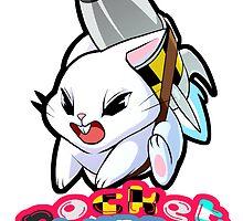 Rocket Bunny by Kyrakuu