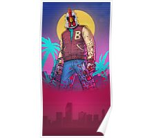 Richard from Hotline Miami Poster