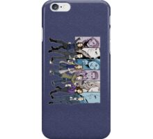 Agents of S.H.I.E.L.D. Line Up iPhone Case/Skin