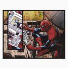 BD Spiderman by DaveLab