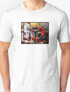 BD Spiderman Unisex T-Shirt